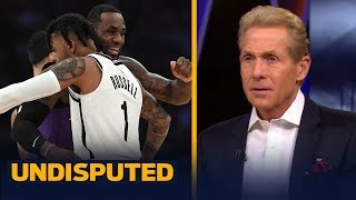 D'Angelo Russell would be the worst fit for LeBron & the Lakers — Skip Bayless | NBA | UNDISPUTED