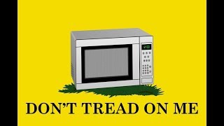 our rights to own assault microwaves are under attack
