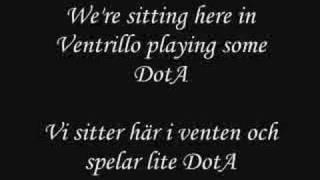 Basshunter - Dota With English Lyrics!
