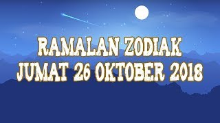 Ramalan Zodiak Jumat 26 Oktober 2018: Taurus Ragu-ragu Hari Ini, Zodiakmu?