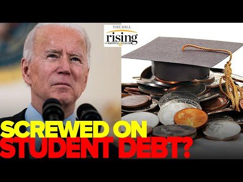 Neoliberal Joe's Long History Of Screwing Millennials On Student Debt