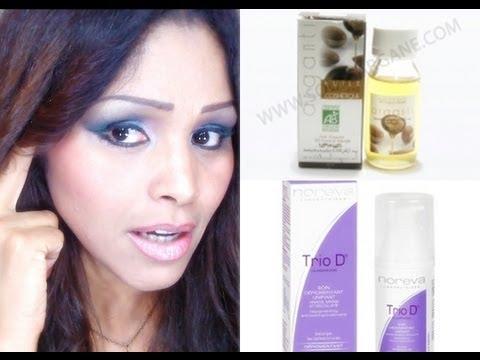 Les époques blanchissant et rétrécissant du masque pour la peau huileuse