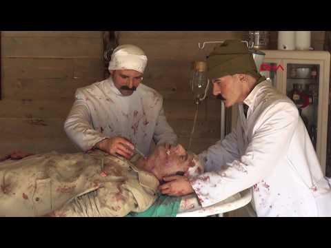 Savaşın acı yüzü Çanakkale Hastane Sergisi'nde
