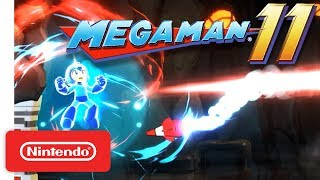 Mega Man 11 Announcement Trailer - Nintendo Switch