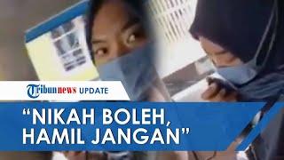 VIRAL Video Sosialisasi 'Kawin Boleh Hamil Jangan' di Semarang, Dinkes Buka Suara: Kami Minta Maaf