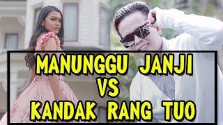 SPESIAL DJ REMIX MINANG ● MENUNGGU JANJI VS KANDAK RANG TUO ● {{FULL BASS SANAK}}