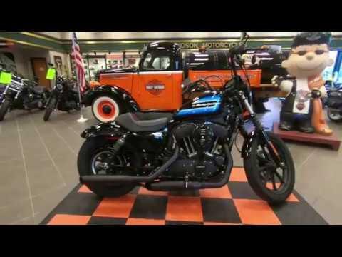 2019 Harley-Davidson Iron 1200 X1200NS