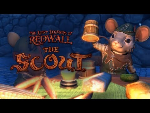 The Lost Legends of Redwall : The Scout Official Trailer thumbnail