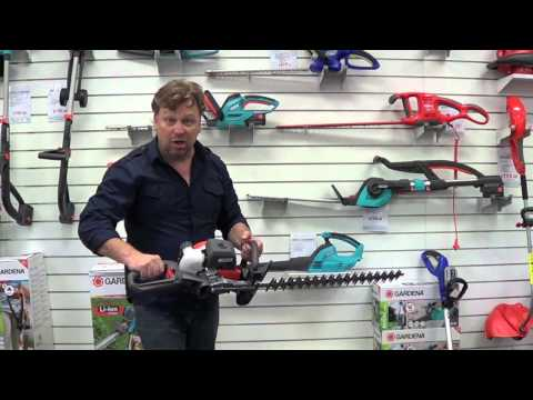 Choosing a Hedge trimmer as reviewed by one of GYC's expert staff