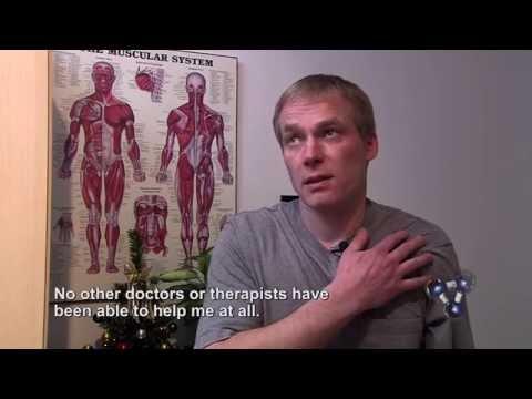 Behandlung von Arthrose der Handbehandlung Hand Gelenke