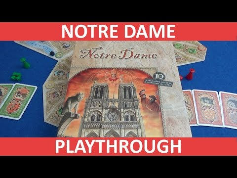 Notre Dame - Playthrough