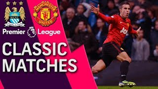 Man City v. Man United | PREMIER LEAGUE CLASSIC MATCH | 12/9/12 | NBC Sports