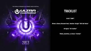 Ultra Music Festival 2013 - Official Anthems Sampler