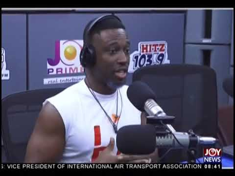 Ghana's Movie Industry - AM Showbiz on JoyNews (28-9-18)
