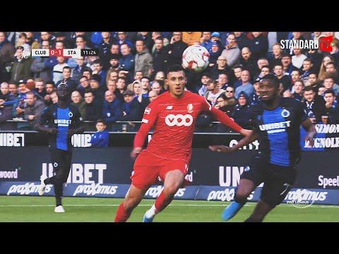 Standard vs Club Brugge