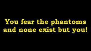 """Video thumbnail of """"All That Remains - Two Weeks lyrics"""""""