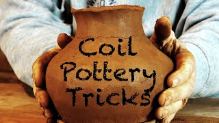 4 Coil Pottery Tricks Every Handbuilder Should Know