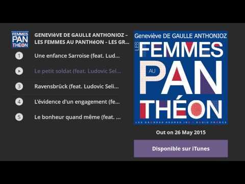 Vidéo de Geneviève de Gaulle Anthonioz