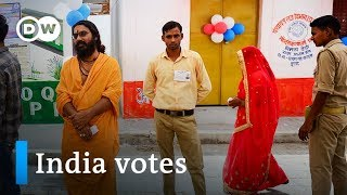 India Election 2019: Modi Expected To Win With Smaller Margin | DW News