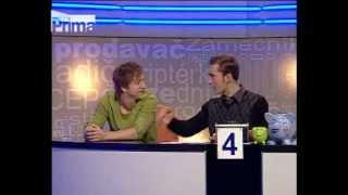 Hádej, kdo jsem...Tomáš Klus (8.4.2009)