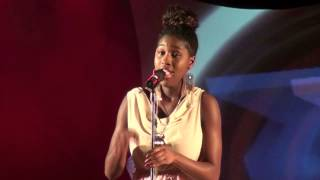 NO LOOKING BACK - Damita Haddon cover version performed at TeenStar