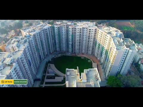 3D Tour of L And T Raintree Boulevard Phase 2