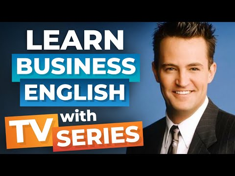 Learn Business English Vocabulary | Fluent English for Work With TV Series