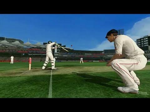 Видео № 0 из игры Ashes Cricket 2009 (Б/У) [PS3]