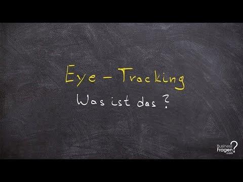 Eye-Tracking | Was ist das?