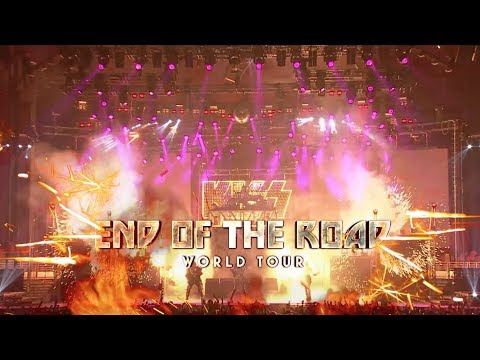 KISS - 2020 End Of The Road Dates Announced
