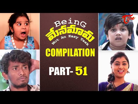 Best of Being Menamama | Telugu Comedy Web Series | Highlight Scenes Vol #51 | Ram Patas | TeluguOne