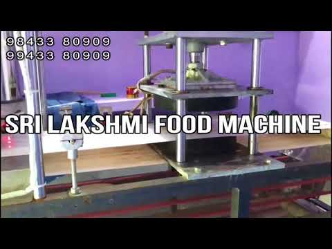 Fully Automatic Chapati Making Machine ( Full Cooked )