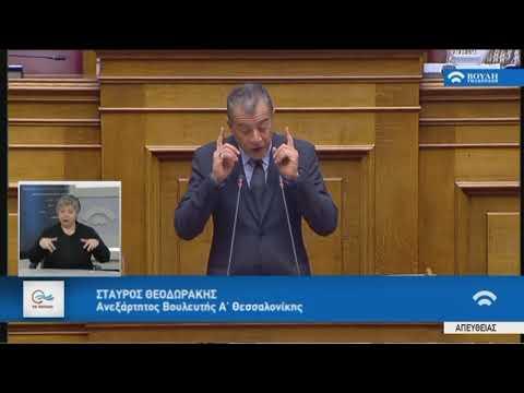 Σ.Θεοδωράκης(Ανεξάρτητος)(Αναθεώρηση Συντάγματος)(13/02/2019)