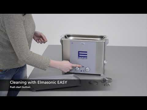 Elmasonic Easy Ultrasonic Tanks