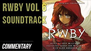 SOUNDTRACK REACTIONS: Lionized - Rwby Vol 6 Soundtrack - Thủ thuật