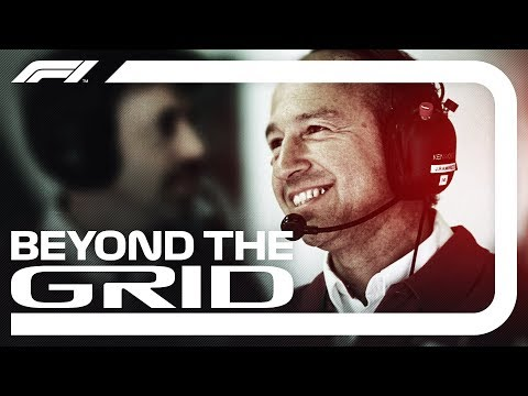 Jo Ramirez Interview | Beyond the Grid | Official F1 Podcast