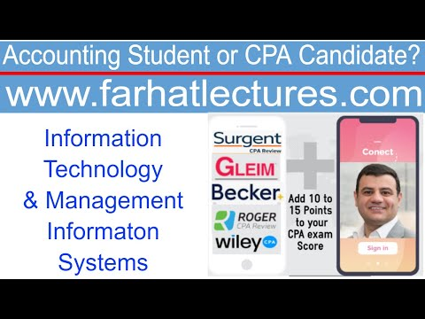 CPA Exam BEC Information Technology and Management ...