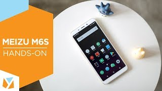 Meizu M6S Unboxing & Hands On