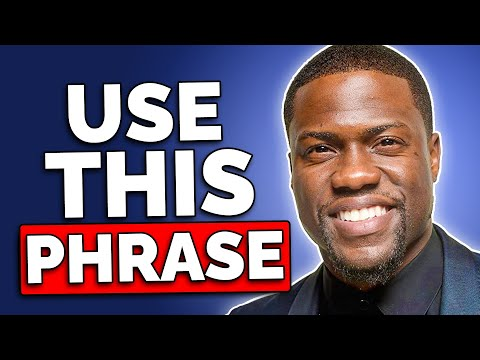 Kevin Hart's 3 Secrets To Hilarious Storytelling