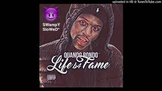 Quando Rondo ft. Lil Baby X I Remember*Slowed*