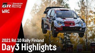 TGR WRT - WRC Rally Finland - Highlights Day 3