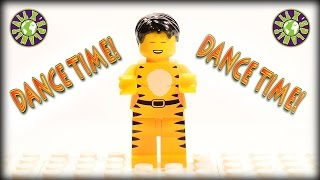 LEGO Pen Pineapple Apple Pen PPAP Stop Motion | ALEXSPLANET