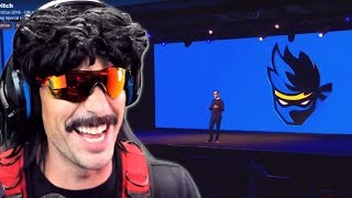 DrDisRespect Reacts to TwitchCon 2018 (10/26/18)