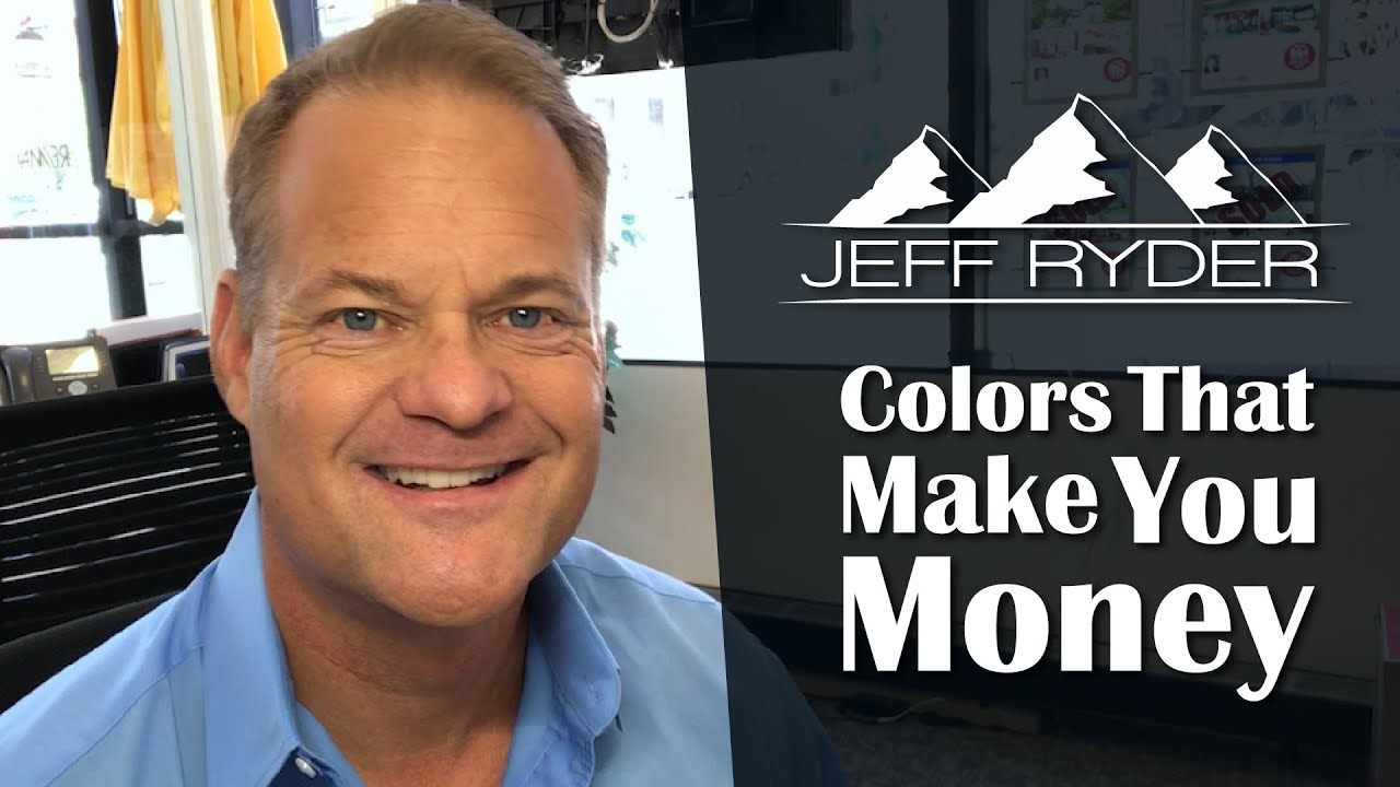 Colors That Make You Money