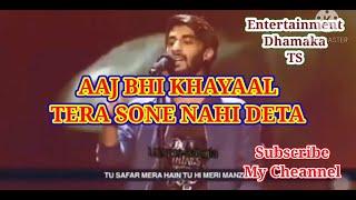 aaj bhi khayaal tera sone nahi deta rap song 2020...