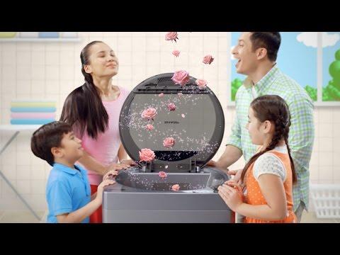 Sharp Holeless Tub Washing Machine 60sec