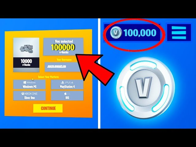 How To Get Free V Bucks In Fortnite Chapter 2 No Human Verification