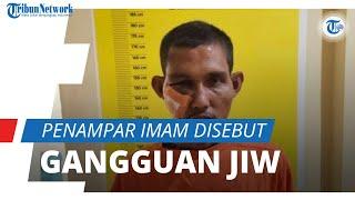 Pria Pemukul Imam Masjid di Pekanbaru Disebut Keluarga Alami Gangguan Jiwa, Begini Penjelasan Polisi