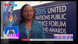 Anne Waiguru insists she is still in the race for the Kirinyaga County gubernatorial position