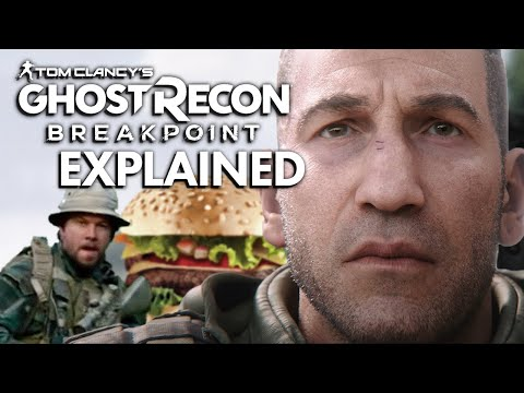 Bernthal's Big Burger Bash in Ghost Recon: Breakpoint - Inside Gaming Feature